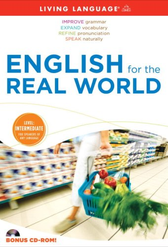 English for the Real World   2009 9781400006038 Front Cover