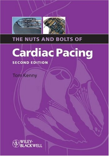Cardiac Pacing  2nd 2008 edition cover