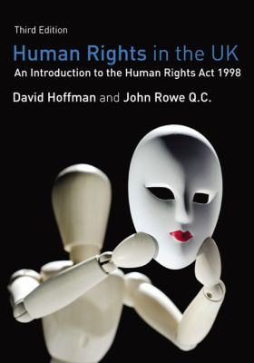 Human Rights in the UK  3rd 2010 9781405874038 Front Cover