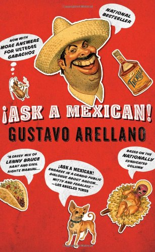 Ask a Mexican  N/A edition cover