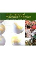 International Macroeconomics  2nd 2011 edition cover