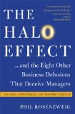 Halo Effect And the Eight Other Business Delusions That Deceive Managers N/A edition cover