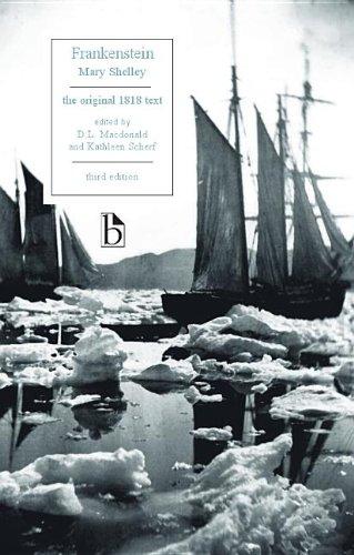 Frankenstein, third Edition  3rd 2012 edition cover