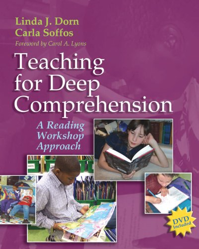 Teaching for Deep Comprehension A Reading Workshop Approach  2005 edition cover