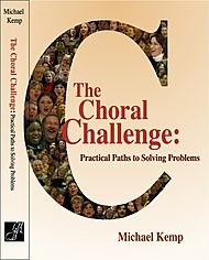 Choral Challenge: Practical Paths to Solving Problems (G-6776)  2009 edition cover