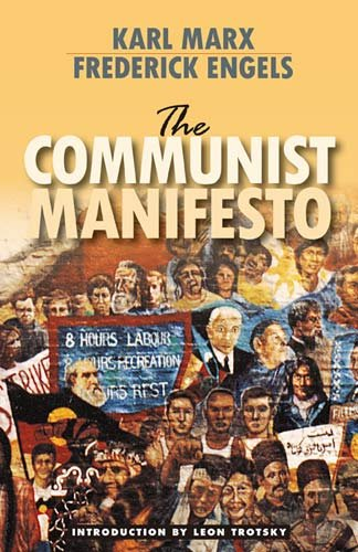 Communist Manifesto  3rd 2008 9781604880038 Front Cover