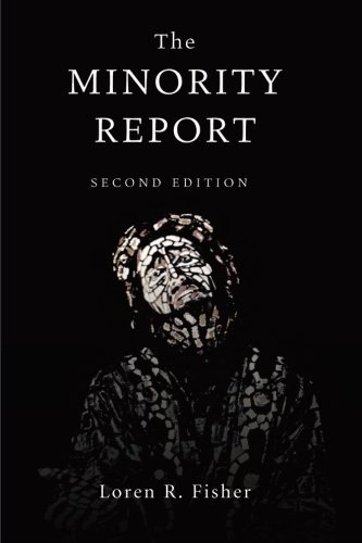The Minority Report:   2013 edition cover