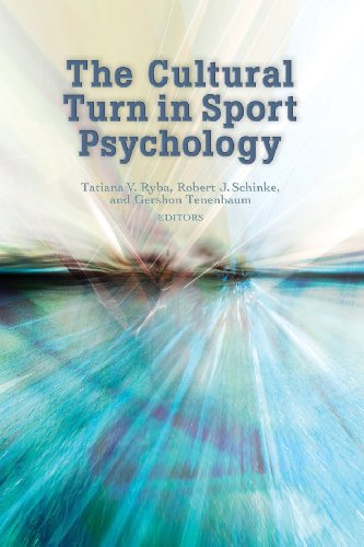 Cultural Turn in Sport Psychology   2010 edition cover