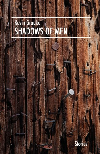 Shadows of Men Stories  2012 edition cover