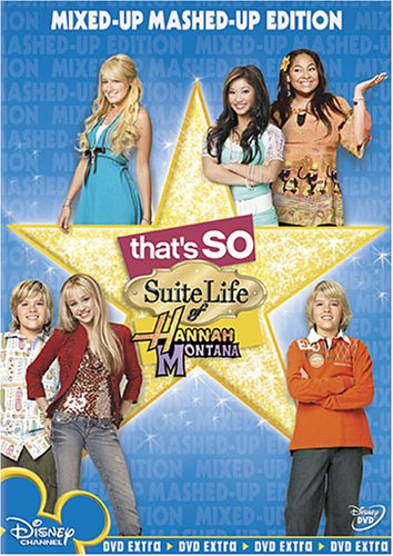 That's So Suite Life of Hannah Montana (Mixed-Up Mashed-Up Edition) System.Collections.Generic.List`1[System.String] artwork