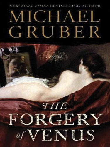 Forgery of Venus A Novel Large Type 9780061469039 Front Cover