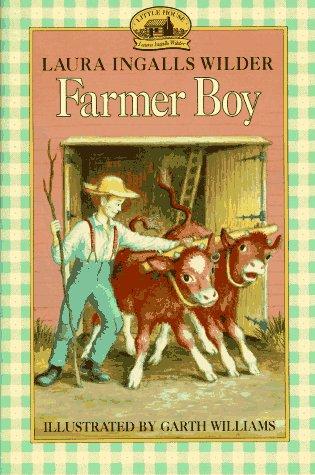 Farmer Boy   1971 edition cover
