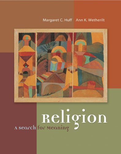Religion A Search for Meaning with PowerWeb: World Religions  2005 edition cover
