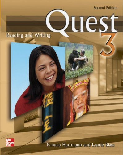 Quest Reading and Writing: Level 3 (Low Advanced to Advanced) 2nd 2006 (Revised) edition cover