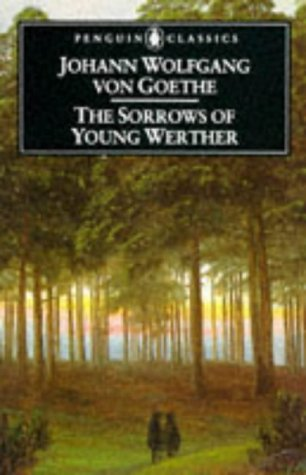 Sorrows of Young Werther   2003 edition cover