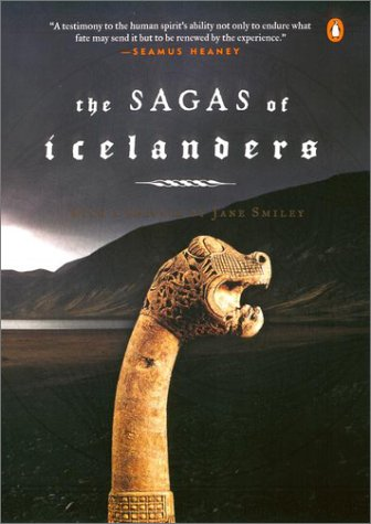 Sagas of Icelanders   2000 edition cover