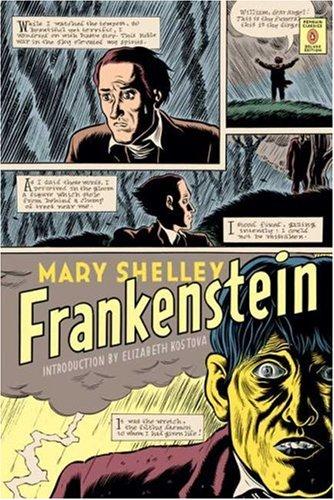 Frankenstein   2011 edition cover