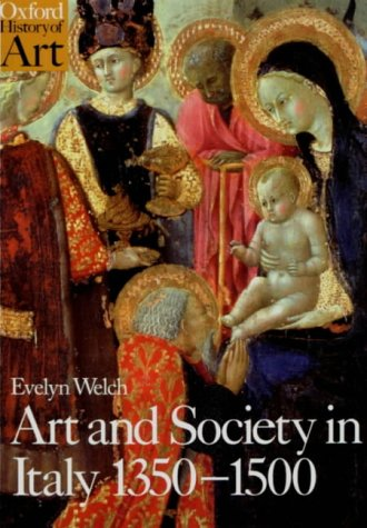 Art and Society in Italy 1350-1500   1997 edition cover