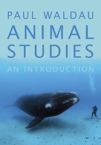 Animal Studies An Introduction  2013 edition cover