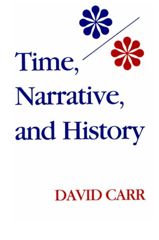 Time, Narrative, and History   1991 (Reprint) 9780253206039 Front Cover