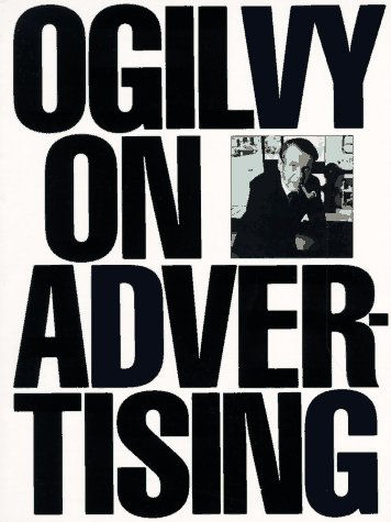 Ogilvy on Advertising  N/A edition cover