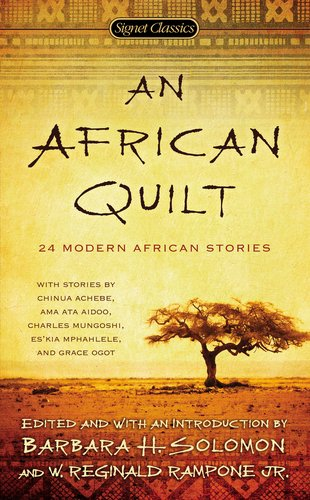 African Quilt 24 Modern African Stories N/A edition cover