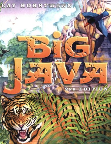 Big Java  2nd 2006 (Revised) edition cover