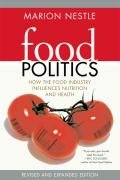 Food Politics How the Food Industry Influences Nutrition and Health 2nd 2007 (Revised) edition cover