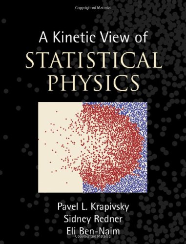 Kinetic View of Statistical Physics   2010 9780521851039 Front Cover