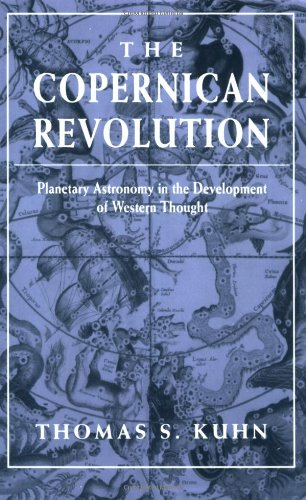 Copernican Revolution Planetary Astronomy in the Development of Western Thought  1957 edition cover