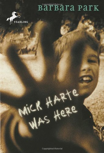 Mick Harte Was Here  N/A edition cover