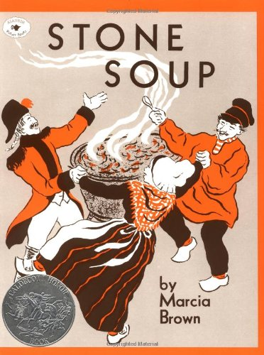Stone Soup   2011 (Reprint) edition cover