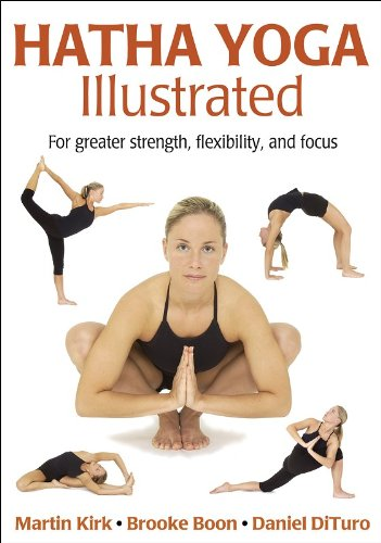 Hatha Yoga Illustrated   2006 edition cover