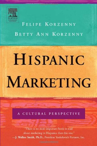 Hispanic Marketing A Cultural Perspective  2005 9780750679039 Front Cover