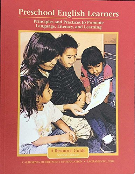 PRESCHOOL ENGLISH LEARNERS N/A edition cover