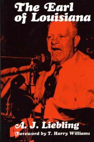 Earl of Louisiana N/A edition cover