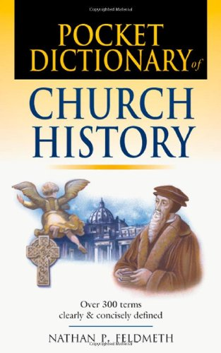 Pocket Dictionary of Church History  N/A edition cover
