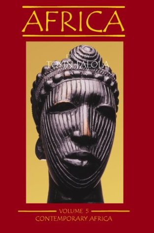 Africa Contemporary Africa  2003 edition cover