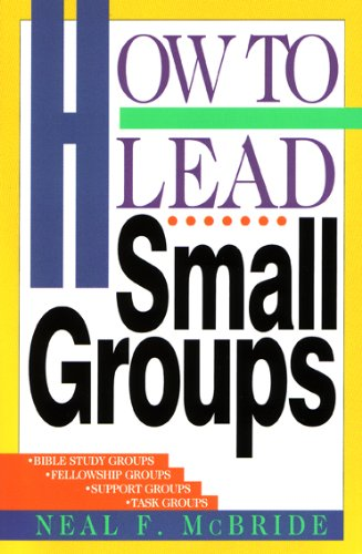 How to Lead Small Groups  N/A edition cover