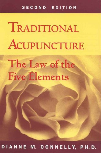 Traditional Acupuncture : The Law of Five Elements 2nd 1994 edition cover