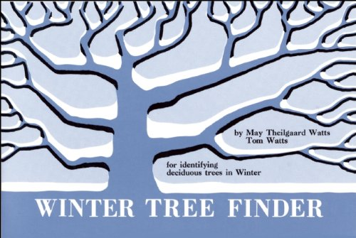 Winter Tree Finder A Manual for Identifying Deciduous Trees in Winter  1970 edition cover