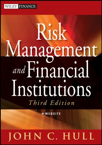 Risk Management and Financial Institutions  3rd 2012 edition cover