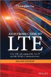 Introduction to Lte Lte, Lte-Advanced, SAE, Volte and 4g Mobile Communications 2nd 2014 edition cover