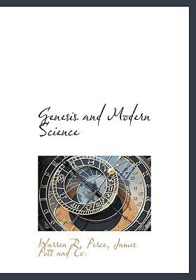 Genesis and Modern Science N/A edition cover
