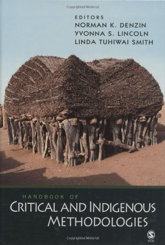 Handbook of Critical and Indigenous Methodologies   2008 edition cover
