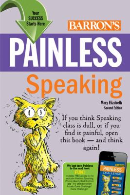 Painless Speaking  2nd 2012 (Revised) edition cover