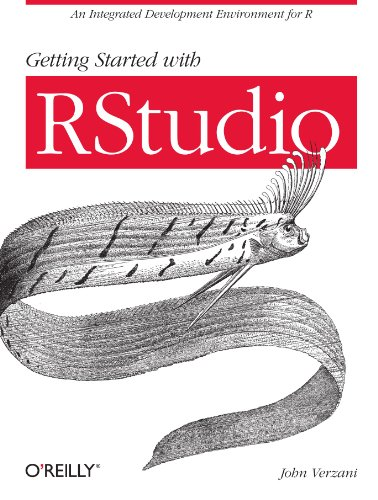Getting Started with RStudio   2011 9781449309039 Front Cover