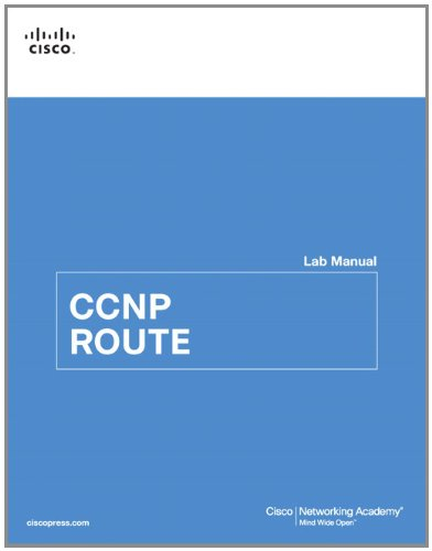 CCNP ROUTE Lab Manual   2011 (Lab Manual) edition cover