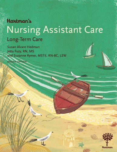 Hartman's Nursing Assistant Care Long-Term Care, 2nd Edition 2nd edition cover