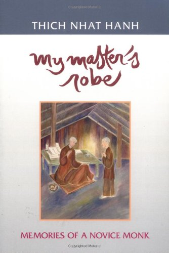 My Master's Robe Memories of a Novice Monk  2002 edition cover